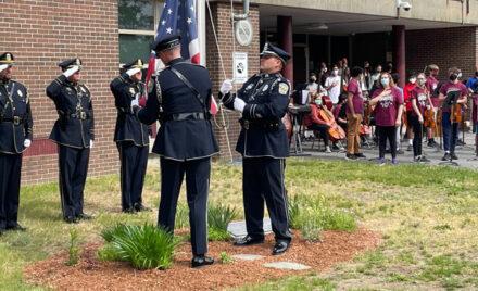 Parker Middle School 2021 Memorial Day Celebration